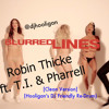 DJ Hooligan Blurred Lines [Clean Version] - 126 BPM