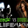 Daft punk - Get Lucky Vs Jennifer Lopez - I'm Real (J Life Mashup) [FREE DOWNLOAD]