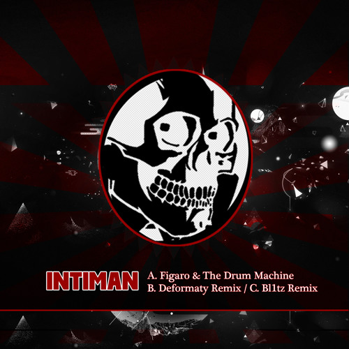 KDC067: Intiman - Figaro & The Drum Machine