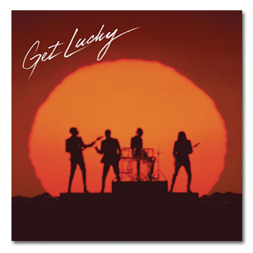 Daft Punk - Get Lucky (Daughter vocals - pretty pink edit - eka mix)