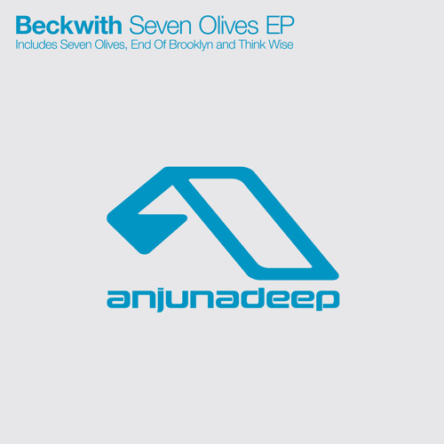 Beckwith April Mix - Anjunabeats WorldWide Final Deep Edition