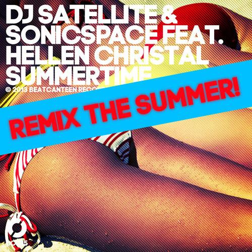 SummerTime > DJ Satellite & Sonicspace { Allen Bogen > from Disco to Tech-House} Remix-Part 1, 2 & 3