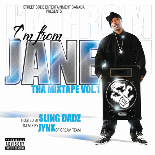 Sling Dadz - I'm from Jane    Produced by: (MillsMillion)