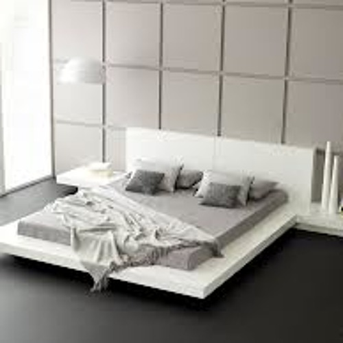 King Size Bed - Jamison Beats