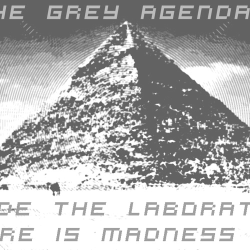 Inside The Laboratory There is Madness