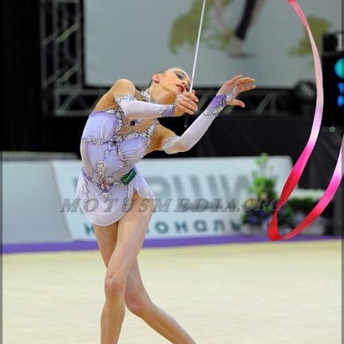 Maria Titova-Ribbon music 2012-cut-extract from World Cup Kiev 2012