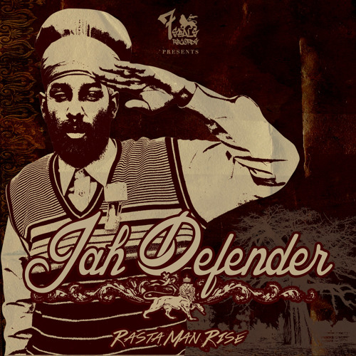 Jah Defender Black Man Rise