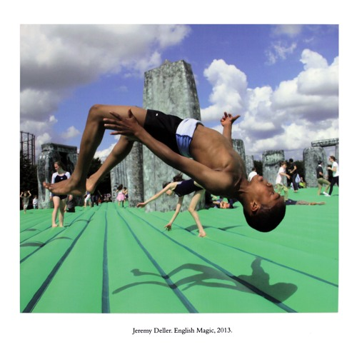 Jeremy Deller 'English Magic EP' (The Man Who Sold The World)