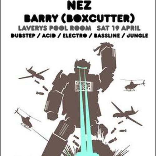 Boxcutter & Nez ATL Mix 08/04/08