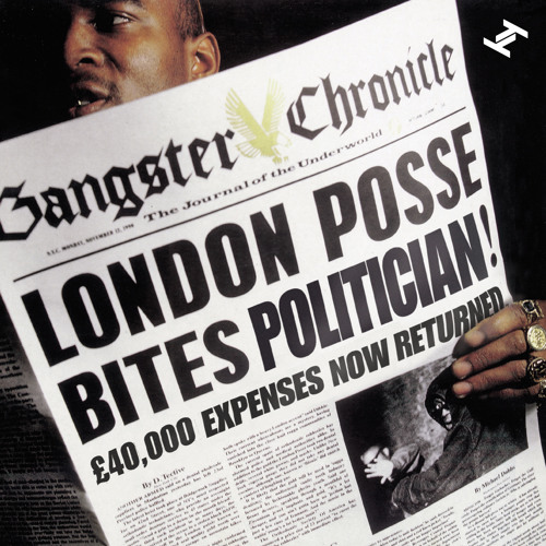 London Posse - Gangster Chronicle (Steve Mason Kronk Remix)