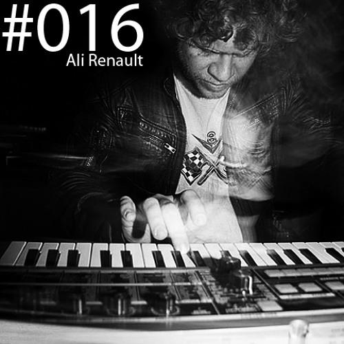 deathmetaldiscoclub #016 - Ali Renault