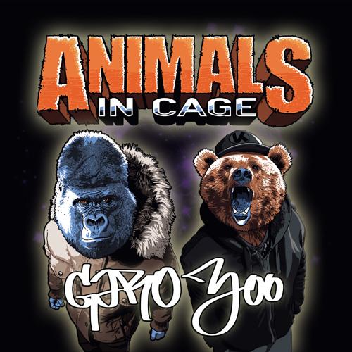 Animals In Cage - GaroZoo 2013
