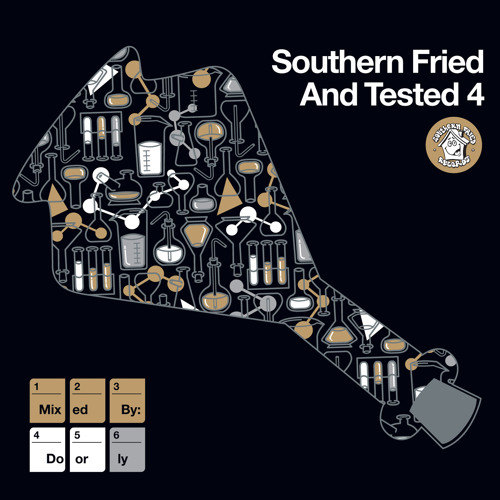 Fried & Tested 4 (Mixed by Doorly) 'Sunset Terrace' (CD2) - OUT NOW!