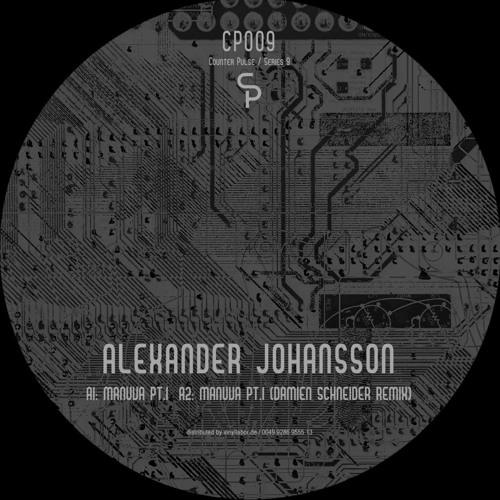 CP009 - Manuva PT1 by Alexander Johanson (Damien Schneider remix) [preview]