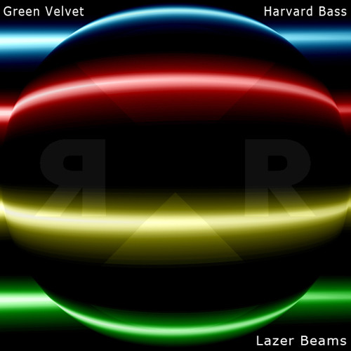 Harvard Bass & Green Velvet - Lazer Beams (OUT NOW RELIEF RECORDS)