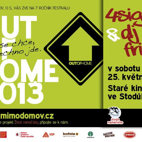 4SIGNS a dětský domov Krnsko - Out of home