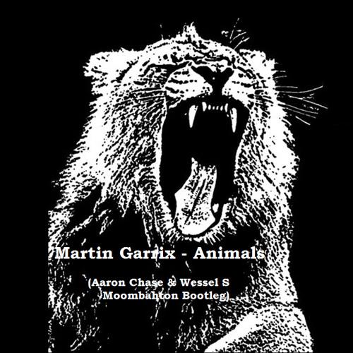 Martin Garrix - Animals (Aaron Chase & Wessel S Moombahton Bootleg)