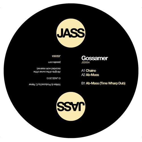 Gossamer - Chaino / Ab-Mass (JSD004) [TEASER]