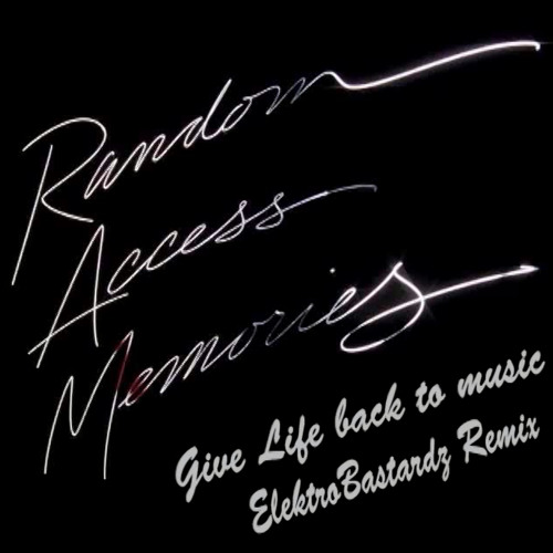 Daft Punk - Give Life Back To Music (ElektroBastardz Remix) [FREE DL]