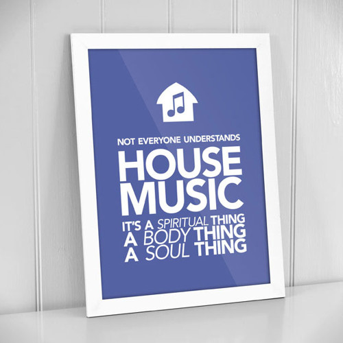 Soulful/jazz house