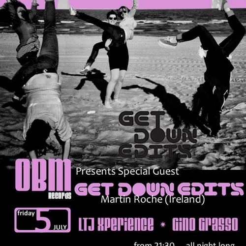 Get Down Edits - Summer Madness [Free Wav Download]