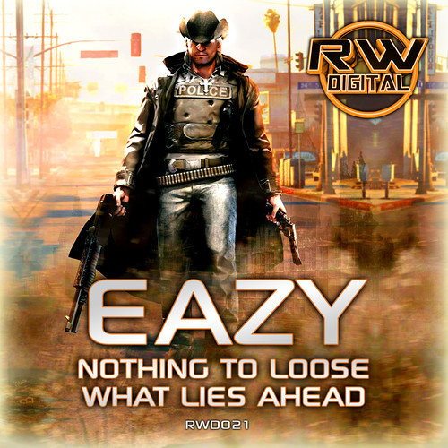 Eazy - What lies Ahead - OUT NOW!!!!
