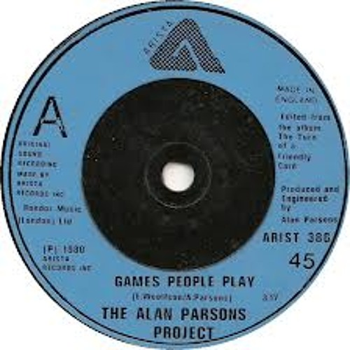 The Alan Parsons Project - Games People Play _ wW remix