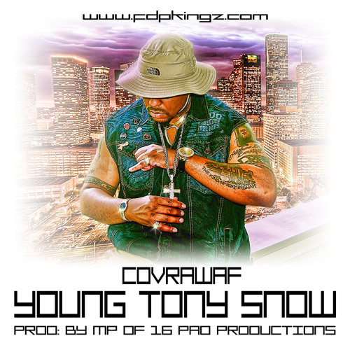CovRawAF - Young Tony Snow