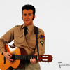"""Mike Memphis """"Elvis at the Movies"""" GI Blues"""