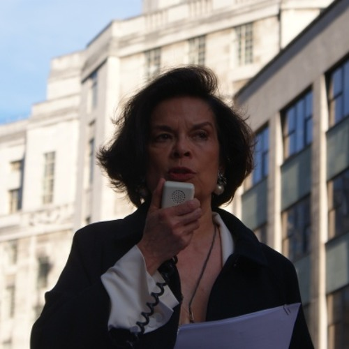 "Bianca Jagger's ""Save Justice"" speech"