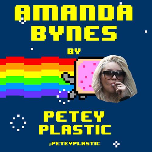 AMANDA BYNES (Murder That Vagina)