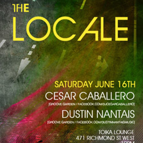 Live at Toika Lounge, Toronto Canada - June 16, 2012