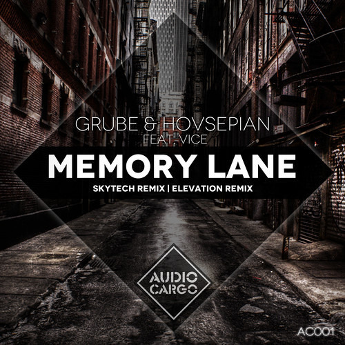 Grube & Hovsepian Feat. Vice - Memory Lane (Elevation Radio Edit)