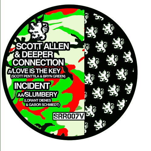 "Scott Allen & Deeper Connection - Love Is the Key - Soul Rebel Recordings 12"" - Now Available!!"