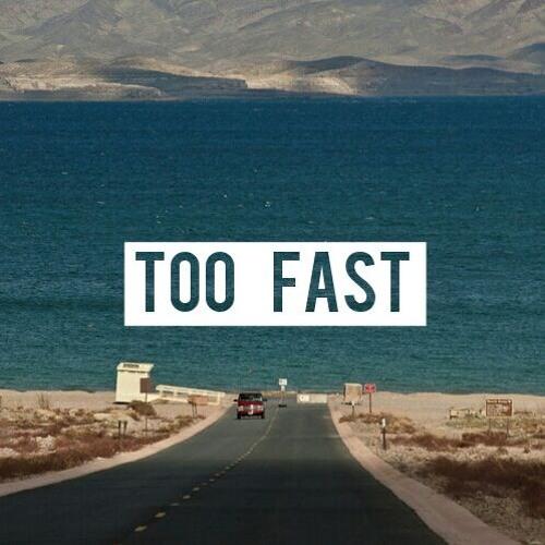 St.Scotia - Too Fast