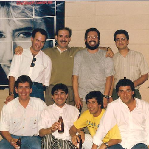 Cidade FM vinhetas 1980