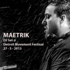 Maetrik aka Maceo Plex DJset@Movement Detroit 27-5-13