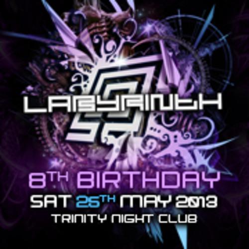 Gokon Rave - Labyrinth 8th Birthday 2013 (DJ Set)