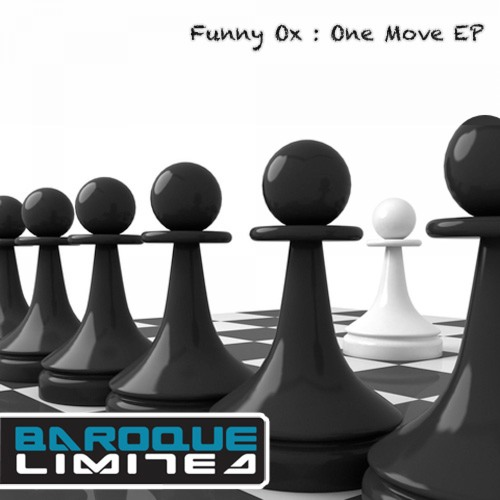 Funny Ox - One move EP - Baroque limited (Teaser)