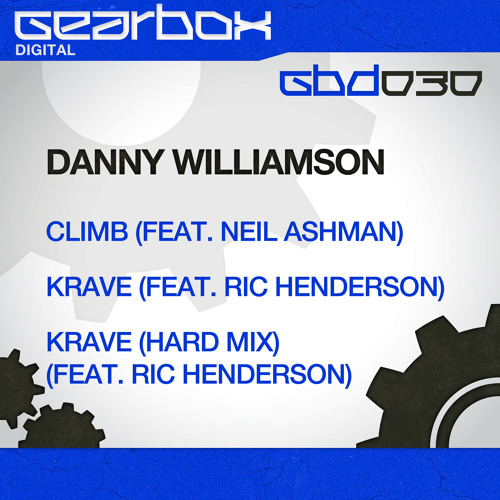 Danny Williamson & Ric Henderson - Krave (Hard mix) [OUT NOW]