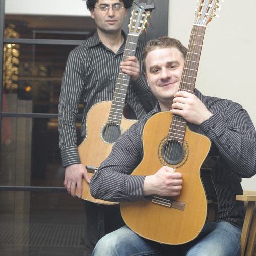 01 Acoustic Guitar Duo - Streets Of Cuba (mastered by Elektrowerkstatt)