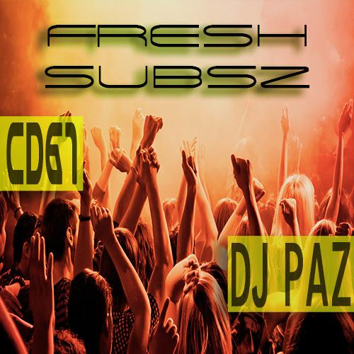 Dj Paz - Fresh Subsz - CD67 - Housefreaks - 05.06.13 (PODCAST)