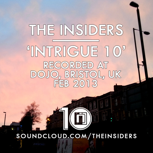 Intrigue 10 - Recorded live @ Intrigue 10th Birthday - 40min mix