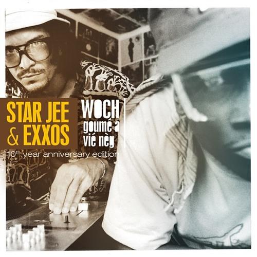 "STAR JEE & EXXòS feat. KIBY & MAQFLAH - ""Goumé a vyé nèg"" (Inédit)"