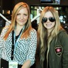 Avril Lavigne tells Emily about her NEW SONG!