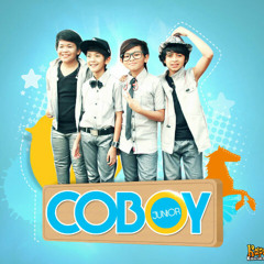 Coboy Junior - Laskar Pelangi (cover)