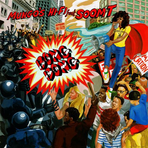SCOB037 Mungo's Hi Fi ft. Soom T - 31st Century song