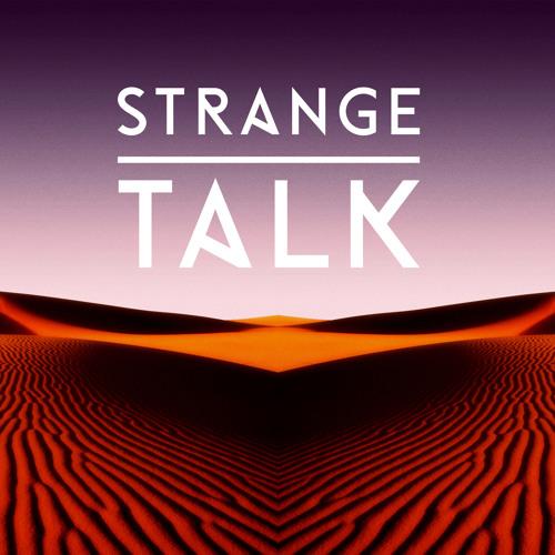 "Strange Talk ""Climbing Walls"""