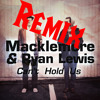 DJ Flighty - Cant hold us Remix (Original by Macklemore and Ryan Lewis)