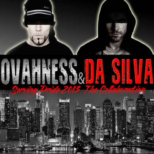 OVAHNESS & DA SILVA: SERVING PRIDE 2013 -THE COLLABORATION